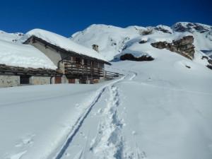 Alpe Champlong a La Magdeleine - Foto di Gian Mario Navillod.