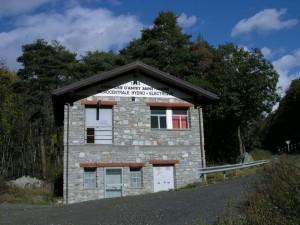 Microcentrale idroelettrica del comune di Antey-Saint-André - Foto di Gian Mario Navillod.