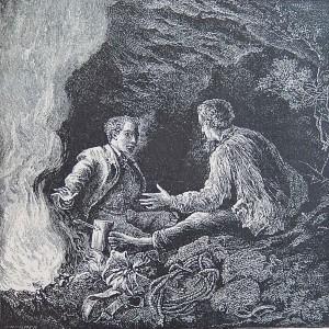 Michel Croz e Edward Whymper.