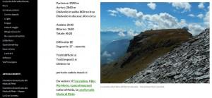 Esempio di pagina del tema Twenty Fourteen di WordPress che non cambia colore al link che è già stato visitato.