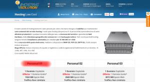 Immagine 1  - Come fare un sito web low cost (a basso costo).