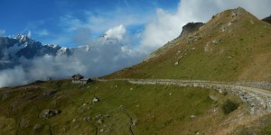 Alpe Promindoz e Grandes Murailles - Foto di Gian Mario Navillod.