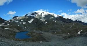 Gobba di Rollin dal Colle Sud delle Cime Bianche – Foto di Gian Mario Navillod.