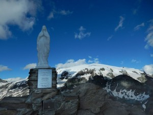 Madonnina della Gran Sometta di Valtournenche – Foto di Gian Mario Navillod.