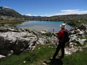 Lago Tzan/Cian/Tsan a Torgnon - Foto di Gian Mario Navillod.