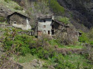 Villaggio abbandonato di Vignolaz (Quart) - Foto di Gian Mario Navillod.