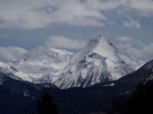 Mont Raffrey/Rafray dal Ru Montagner/Montagnier - Foto di Gian Mario Navillod.