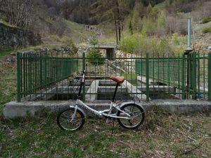 Dissabbiatore del Ru Montagner/Montagnier - Foto di Gian Mario Navillod.