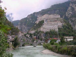Forte di Bard – Foto di Gian Mario Navillod.