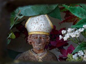 Oratorio del Beato Emerico lungo il Ru Pompillard - Foto di Gian Mario Navillod.