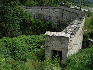 Entrata del Grand Arvou del Ru Prévôt (lato ovest) - foto di Gian Mario Navillod.