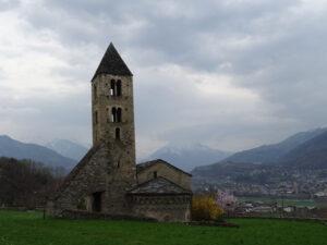 Cappella della Madeleine di Gressan - Foto di Gian Mario Navillod.