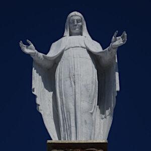 La Madonna dello Zerbion - foto di Gian Mario Navillod.