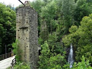 Pile del Ru de Montarverin viste da nord - foto di Gian Mario Navillod.