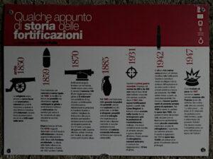 Qualche appunto di storia delle fortificazioni tratto da Tapazovaldoten - foto di Gian Mario Navillod.